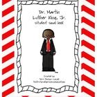 This is a 5 page small book about Martin Luther King, Jr., plus an assessment for a grade.  The students fill in a blank to complete a fact sentenc...