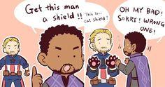 16 Cutesy Avengers Comics That Will Make You Go Aww