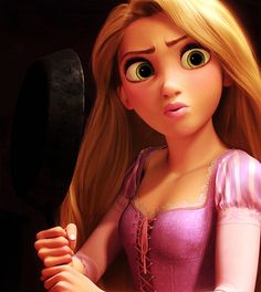 """Tangled """"Who are you and how did you find me """"  (That funny moment when I found this and it said nothing so I took it upon myself to remember what she was saying in this picture YEP totally a DISNEY LUVER 4 LIFE!!)"""