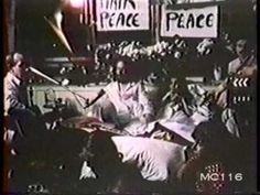 john lennon - give peace a chance (original video tape) - love.