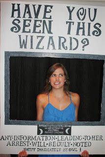 Harry Potter bridal shower | Choosing Happy