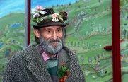 Hans Krüsi - Artbrut-Sammlung Art Brut, Hats, Switzerland, Kunst, Hat, Hipster Hat