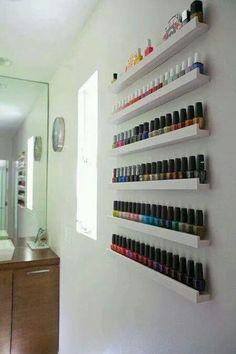For graces makeup area