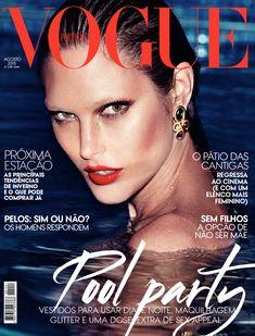 Catherine McNeil, Vogue Magazine [Portugal] (August 2015)
