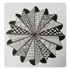 Http://Www.Com doodle designs, doodle patterns, zentangle Doodle Zen, Easy Doodle Art, Doodle Art Designs, Doodle Art Drawing, Mandalas Drawing, Tangle Doodle, Zentangle Drawings, Doodles Zentangles, Zentangle Patterns