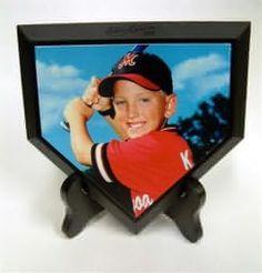 Personalized Baseball Home Plate - Custom Photo Gift Idea   $19.95    #coachgift  #baseball #giftideas