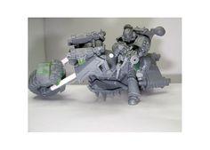40k - Space Marine Motorcycle