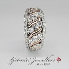 Canadian Diamonds, Gold Rings, Rose Gold, Jewelry, Jewlery, Jewerly, Schmuck, Jewels, Jewelery