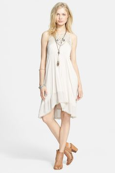 03edabb0bf  Star  Lace Empire Waist Dress by Free People on  nordstrom rack Nordstrom  Dresses