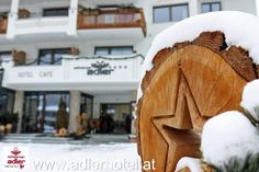 Das Aktivhotel Schwarzer Adler im Winter