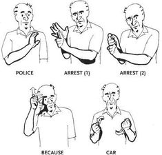 Why should police learn sign language - Photo Irish Sign Language, Australian Sign Language, Sign Language Basics, Sign Language Chart, Sign Language Phrases, Sign Language Interpreter, Sign Language Alphabet, Learn Sign Language, American Sign Language