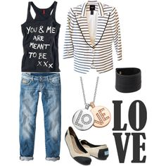 Love, created by patricia-teixeira on Polyvore