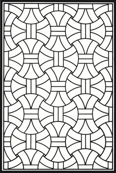 3d Pattern Coloring Page 1708 Ultimate Coloring Pages