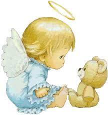 Resultado de imagen de angelitos tiernos
