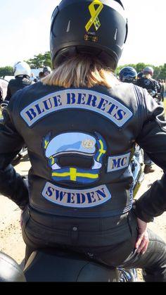 #ugurbilgin #UniTED #Riders #Brotherhood of #Turkey | #motorcycle | Blue Berets MC Sweden
