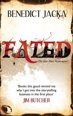Fated | Benedict Jacka - for Luke