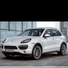 Porsche Cayenne is the car I'd buy if I was rich, it's sporty but not too 'look at me' European drives like a sports car & small enough I'd always find a park.