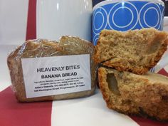 Nothing beats an ORIGINAL Nilda's Desserts Banana Bread with a hot cup of coffee. Get some at your local store today.