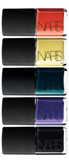 I've never had a NARS polish. Now it's on my list of things to get.