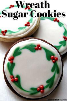 386 Best Circle Sugar Cookies Decorating Ideas Images Cookie