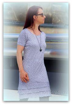 ♥ Kreativ - Sucht ♥ Jerseykleid by #allerlieblichst