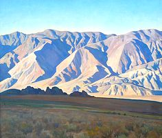 Sunset Inyo Range by Maynard Dixon on Curiator, the world's biggest collaborative art collection. Impressionist Landscape, Landscape Paintings, Watercolor Landscape, Impressionism, Maynard Dixon, Francis Picabia, Southwestern Art, Southwest Decor, Great Paintings