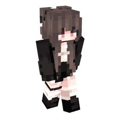 Minecraft Skins Tomboy, Minecraft Skins Female, Minecraft Skins Cute, Minecraft Skins Aesthetic, Minecraft Creations, Minecraft Ideas, Mc Skins, Minecraft Characters, Aphmau