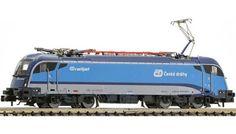 Neu-mit-OVP-DSS-Fleischmann-731217-Spur-N-E-Lok-Rh-1216-Railjet-der-CD-blau