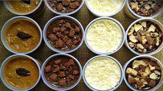 Como fazer Bolo no Pote -  Massa do Bolo de Chocolate!