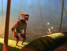 Goro Fujita - Illustratore e 3D Character Animator della Dreamworks