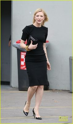 forty+plus: 40+ Celebrity Style: Cate Blanchett