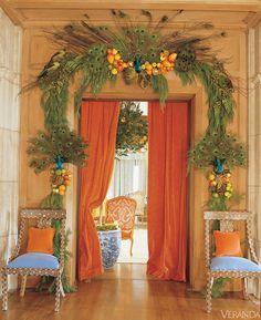 Image originally appeared in the November/December 2012 issue of VERANDA.   - Veranda.com