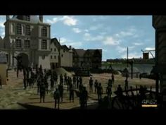 ▶ Paris au Moyen Age (c 1550) - YouTube
