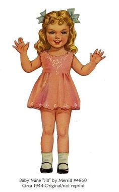 Jill from Baby Mine, Merrill