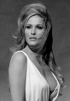 First & fave Bond Girl, Ursula Andress