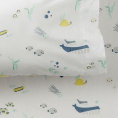 print & pattern The Effective Pictures We Offer You About Sealife wallpaper Animal Print Bedroom, Cute Characters, Surface Pattern Design, Print Patterns, Pattern Print, Most Beautiful Pictures, Bed Pillows, Illustration Art, Bedroom Kids