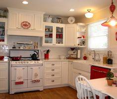 768 Best Vintage Kitchen Cabinets Images On Pinterest