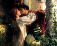Romeo and Juliet, by Frank Dicksee