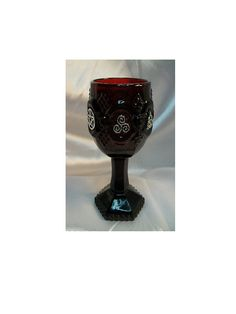 Vintage Avon Cranberry Transformed into a Sweet Little Pagan Altar Chalice by Eliora http://etsy.me/1FqnosO via @Etsy