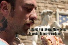 Chef Rubio a Firenze: la sfida con Orazio, er Michelangelo del lampredotto