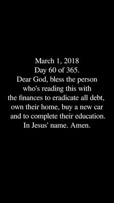 Lord this would be such an amazing blessing. Please help me to accomplish this goal Lord. Bible Quotes, Bible Verses, Scriptures, Quotes About God, Quotes To Live By, Spiritual Quotes, Positive Quotes, Faith In Love, Daily Affirmations
