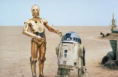 R2-D2 and C-3PO! These Are the Droids You're Looking For! - Gaming Console Network
