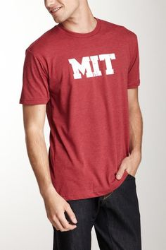Well, it's not the Ivy League, but pretty damn close. Massachusetts Institute of Technology Institution Tee    #MIT #college #tees