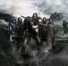 viking warriors   Wikings by ~Odinoir on deviantART