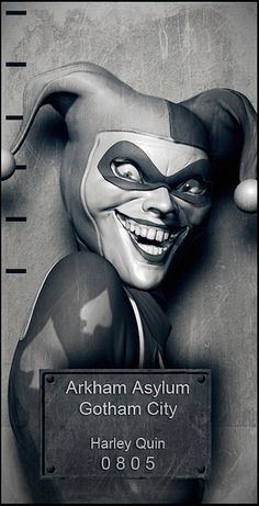 Pixologic ZBrush Gallery: Harley Quin