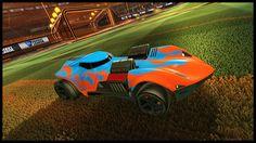 Hot Wheels | Rocket League® - Official Site