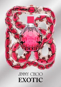 Jimmy Choo Exotic Jimmy Choo perfume - a new fragrance for women 2013