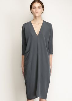 Totokaelo - Humanoid Asphalt Schelp Dress