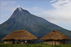 The Congo. Virunga National Park.