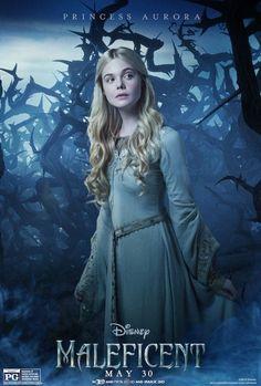 Maleficent -- Princess Aurora